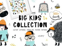 3609 in 1 - BIG KIDS BUNDLE