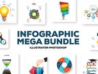 Infographics Mega Bundle