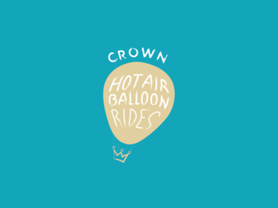 Daily Logo Day 2 - Hot Air Balloon