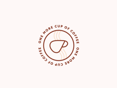 Daily Logo Day 6 - Coffee
