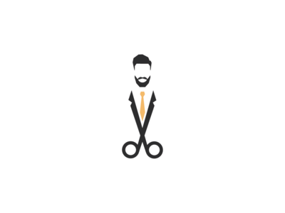 Daily Logo Day 13 - Barbers