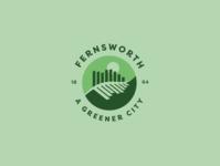 Daily Logo Day 22 - City