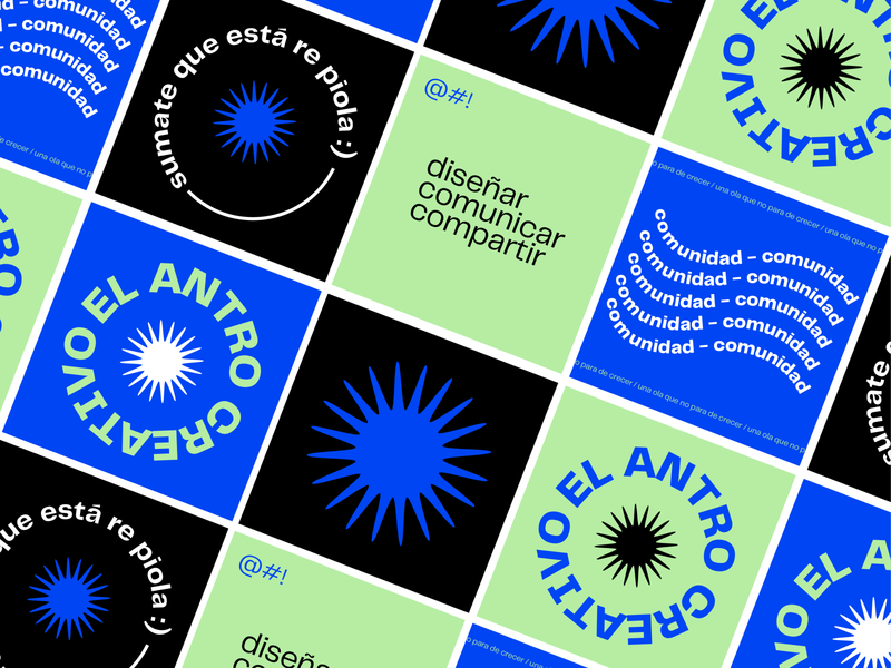 El Antro Creativo - Instagram Posts social media design socialmedia instagram post instagram digital artwork vector illustration branding design