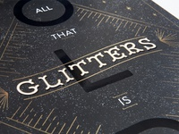 All that glitters is not old
