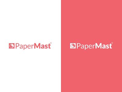 Logo design concept [ PaperMast ] logo designer typography logo design logo design branding texture logo text logo logotype logodesign typography logo papermast logo design creative design awesome design illustration design logo