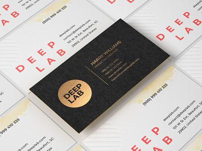 Luxury Business Card Mockup perspective isometric dark business card branding photorealistic mockup photorealistic mockup design luxury brand busines card luxury