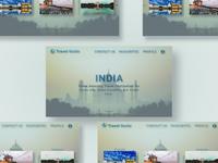 Showcase Design TravelGuide