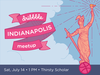 Dribbble indy teaser