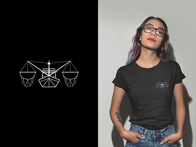 Fishing Boat fashion geometry design