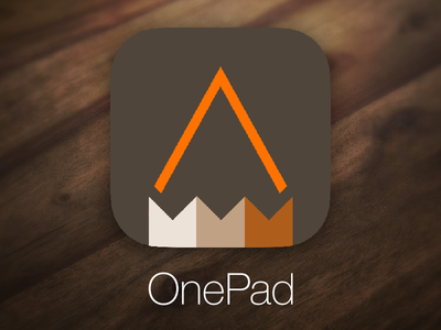 OnePad for iOS