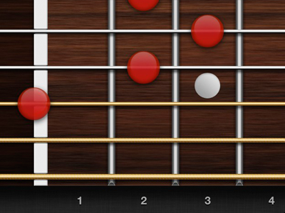 D Major ui app ios