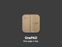 OnePAD Icon v3