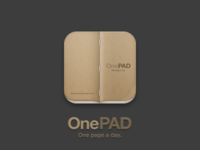 OnePAD Icon