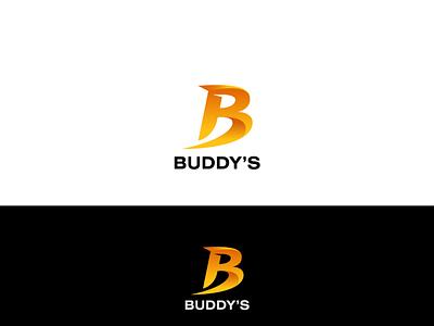 BUDDY,S B  logo design for -B logo design logo 3d logo icon typography logodesign professional logo mordan logo mimimal mimimal logo logo design crative logo