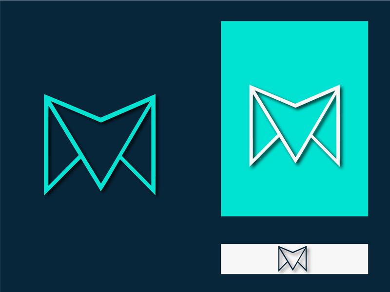 M branding logo design - M letter logo logo design concept vector 3d logo logo design professional logo mimimal logo mimimal mordan logo crative logo m latter logo brand designer brand design arrow logo