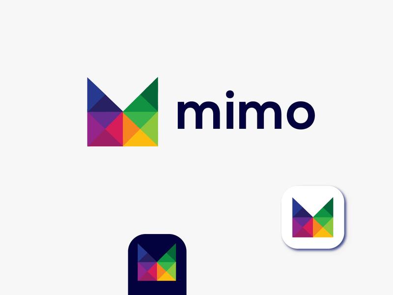 M app logo design -M  letter logo m latter logo latter mark branding design branding icon professional logo mimimal logo mimimal crative logo mordan logo arrow logo app logo 3d logo