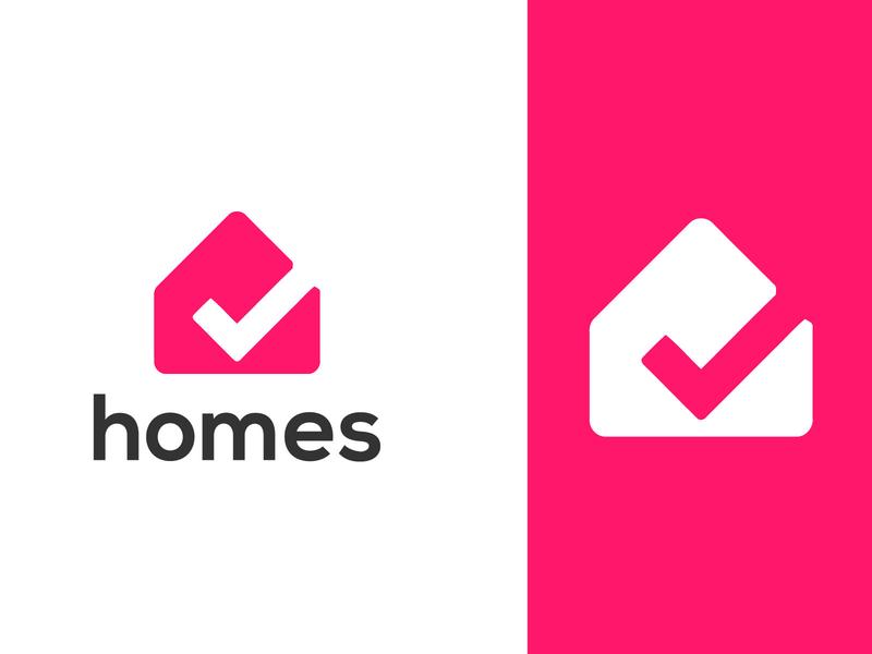 homes branding logo design home minimalist brand identity 3d logo icon mimimal logo logo design mimimal professional logo mordan logo crative logo app arrow logo brand design 3d arrow