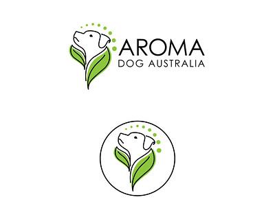 logo branding logodesigns design brand graphicdesign logodesign dog icon branding logo
