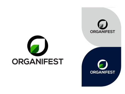 organifast  logo concept design symbol logo design logodesign logos branding icon logo