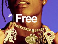 Free A$AP ROCKY