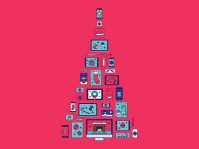 VIA Christmas Card