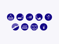 Sports Maintenance Icons