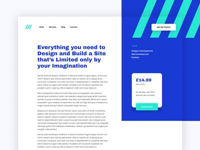Blog Article Concept