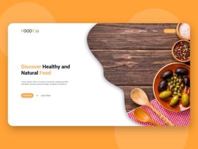 Foody Web Templates