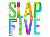 Slap Five Title
