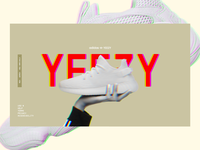 Yeezy Supply UI Wip