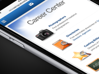 Talent App Career Center