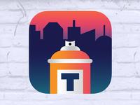 Street Art App Icon
