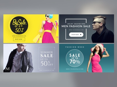 Facebook Fashion Post Banner by Micromove - Dribbble