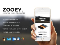 Zooey - Responsive Email Template