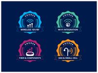 badges experiment