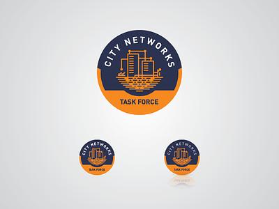 City Networks Task Force Logo networks smart city 5g wireless