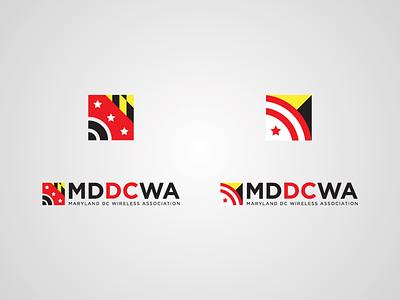 MDDCWA wireless logo washington dc maryland wireless association