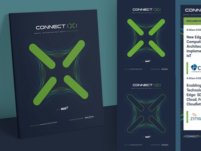 ConnectX2020 graphic signal smart city networks communications trade show 5g wireless
