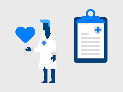 Doctor man person design flat cure character hospital medicine health icon illustration doctor