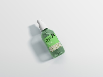 Branding  Handsanitizer