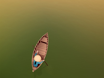 Me Kong river - Sông Mê Kông