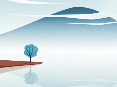 Alone Tree, Da Lat - Cây cô đơn