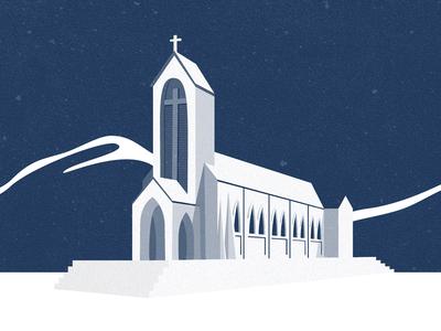 Stone Church Sa Pa - Nhà thờ đá Sapa