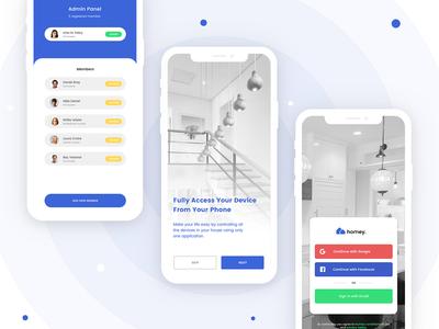 AR Smart Home App