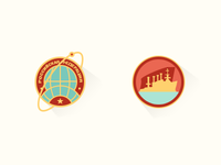 USSR style icons