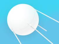 Sputnik Illustration