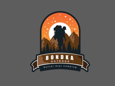climber logo design