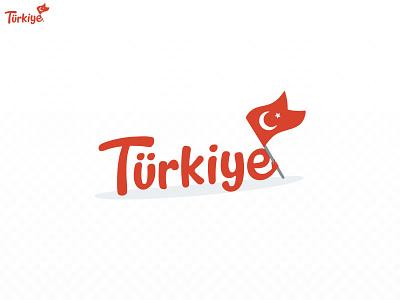 Turkey and the Turkish Flag typography ay yıldız türkiye red turkish turk bayrak flag turkiye turkey