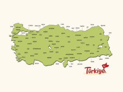 Turkey Map and Provinces capital ankara harita haritası türkiye turkish tr provinces map maps turkiye turk turkey