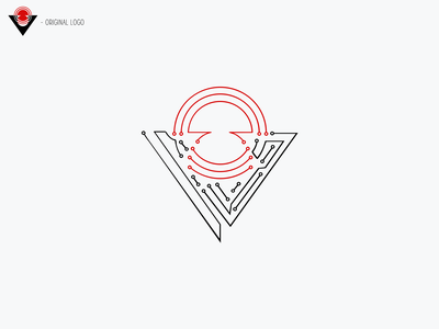 "TUBITAK ""electronic circuit"" logo design idea research turkiye turkey turkish turk idea logo council scientific line art national agency design electronic tubitak draw line"